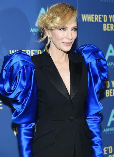 Cate Blanchett in Alexander McQueen Fall 2019-9