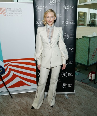 Cate Blanchett in Fendi Fall 2019 Couture-1