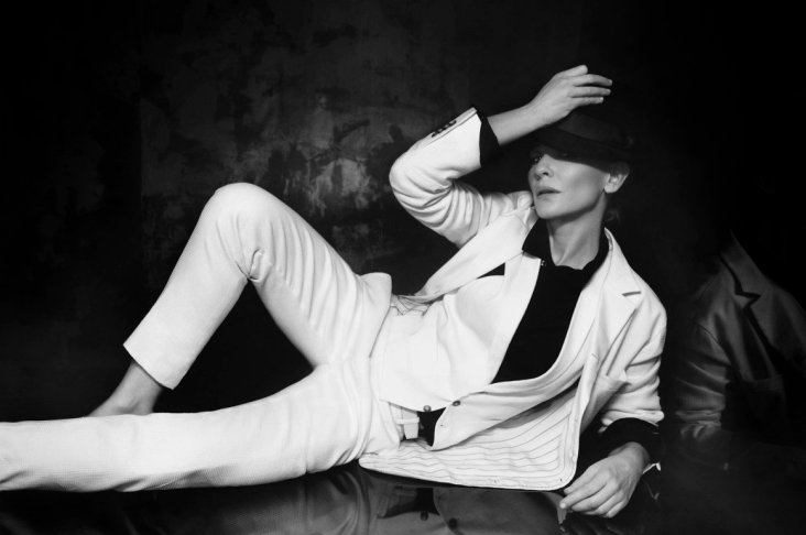 Cate Blanchett L'Uomo Vogue March 2014-4
