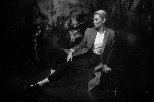 Cate Blanchett L'Uomo Vogue March 2014-6