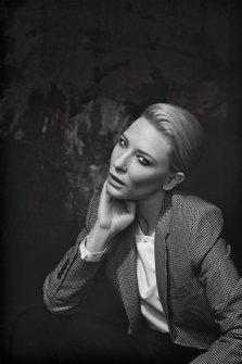Cate Blanchett L'Uomo Vogue March 2014-7
