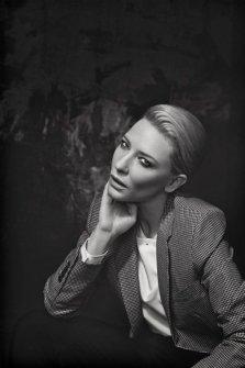 Cate Blanchett L'Uomo Vogue March 2014-7