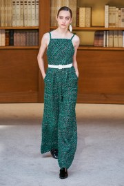 Chanel Fall 2019 Couture Look 10