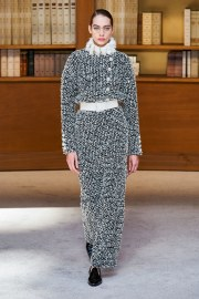 Chanel Fall 2019 Couture Look 24