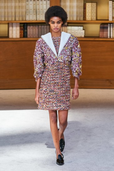Chanel Fall 2019 Couture Look 39