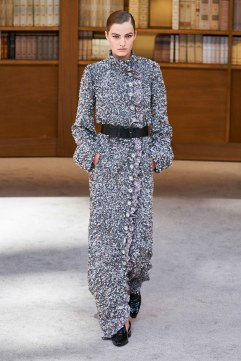 Chanel Fall 2019 Couture Look 46