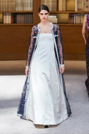 Chanel Fall 2019 Couture Look 50