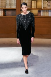 Chanel Fall 2019 Couture Look 55