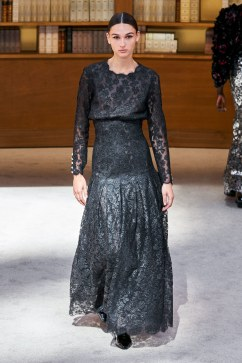 Chanel Fall 2019 Couture Look 57