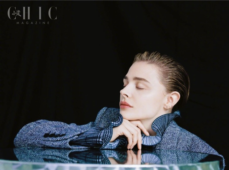 Chloe Moretz for CHIC Magazine China September 2019-7