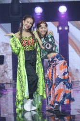Coco Lee in Off-White Spring 2019 & Gucci Resort 2019-4