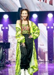 Coco Lee in Off-White Spring 2019 & Gucci Resort 2019-5