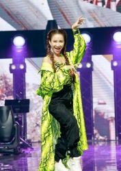 Coco Lee in Off-White Spring 2019 & Gucci Resort 2019-6