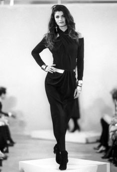 Donna Karan 1991秋冬