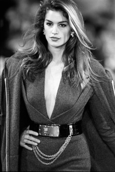 Donna Karan 1992秋冬