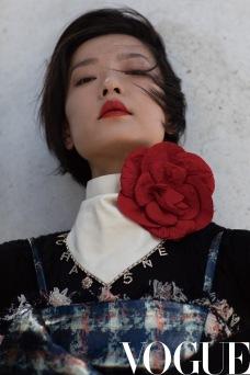 Du Juan for Vogue China September 2019-5