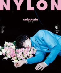 Lee Dong Wook for NYLON Korea September 2019 Cover B