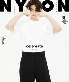 Lee Dong Wook for NYLON Korea September 2019 Cover C