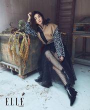 Ella Chen for ELLE Taiwan August 2019-4