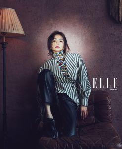 Ella Chen for ELLE Taiwan August 2019-5