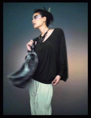 Faye Wong Baleno Attitude Fall 2004 Campaign-6