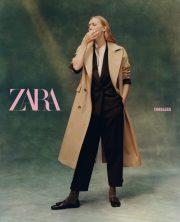 Gemma Ward ZARA Fall 2019 Campaign-2