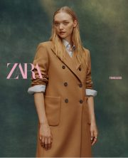 Gemma Ward ZARA Fall 2019 Campaign-5
