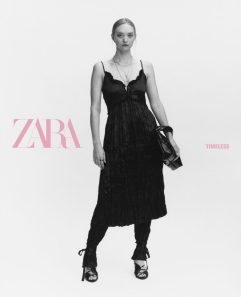 Gemma Ward ZARA Fall 2019 Campaign-8