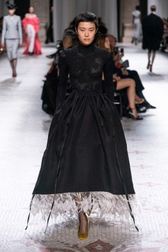 Givenchy Fall 2019 Couture Look 6