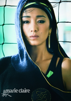 Gong Li for Marie Claire China September 2019-8