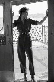 Grace Elizabeth Massimo Dutti Fall 2019 Campaign-6
