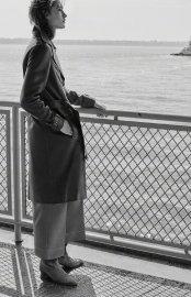Grace Elizabeth Massimo Dutti Fall 2019 Campaign-7
