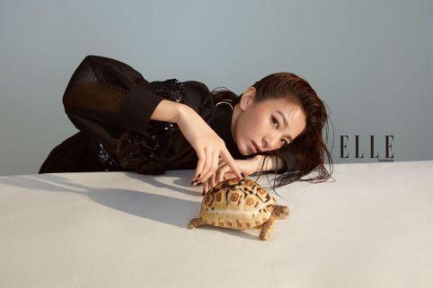 Hebe Tien for ELLE Taiwan September 2019-5