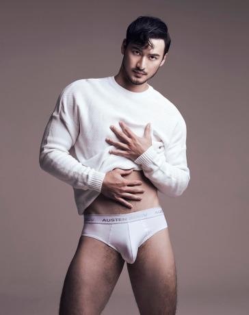 Hung Yee Chan AUSTEN STAG Underwear 2019 Campaign-4