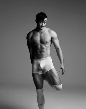 Hung Yee Chan AUSTEN STAG Underwear 2019 Campaign-5