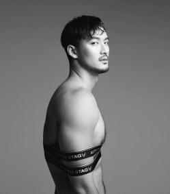 Hung Yee Chan AUSTEN STAG Underwear 2019 Campaign-6