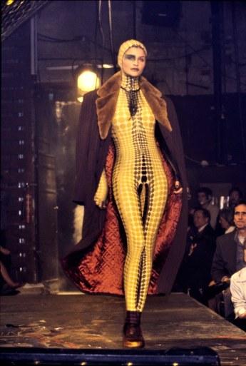Jean Paul Gaultier Fall 1995