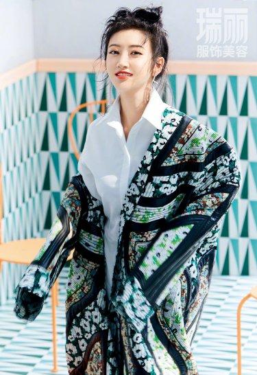 Jing Tian for Rayli Magazine September 2019-7