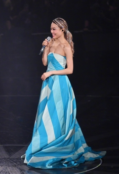 Joey Yung in Carolina Herrera Fall 2018-5