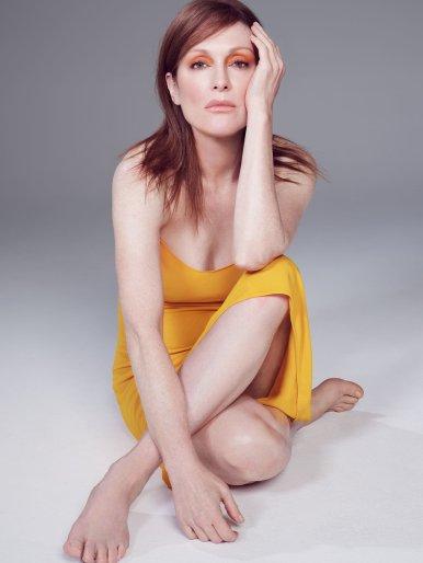 Julianne Moore for InStyle US September 2019-2