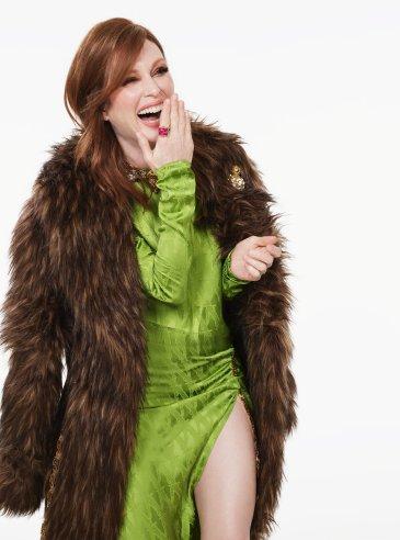 Julianne Moore for InStyle US September 2019-9