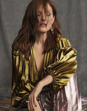 Julianne Moore MADAME Germany September 2019-8