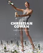 Karolina Kurkova Christian Cowan Fall 2019 Campaign-4