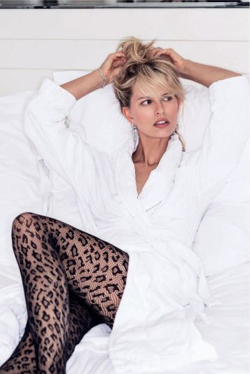 Karolina Kurkova ELLE Italia August 2019-12
