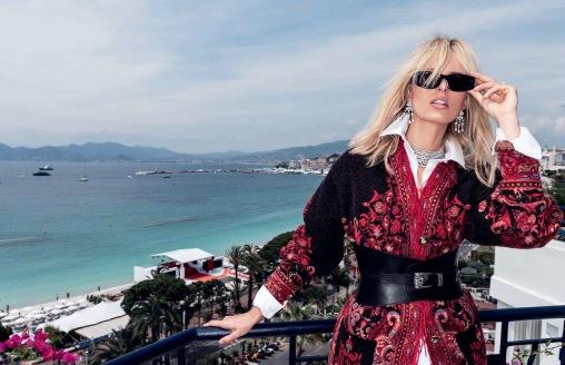 Karolina Kurkova ELLE Italia August 2019-14