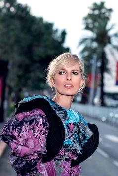 Karolina Kurkova ELLE Italia August 2019-7