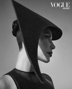 Kim Kardashian West Vogue Arabia September 2019-2