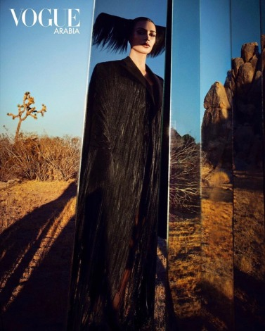 Kim Kardashian X Vogue Arabia September 2019-1