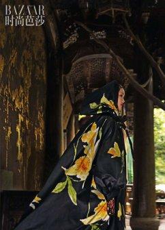 Lina Zhang & Bomi Youn & Tominaga Ai for Harper's Bazaar China September 2019-13