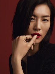 Liu Wen CHANEL CoCo Crush 2019 Campaign-2